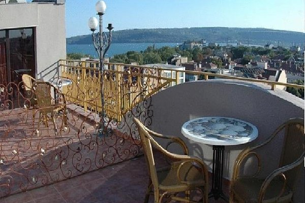 Plazza Palace Hotel - фото 19