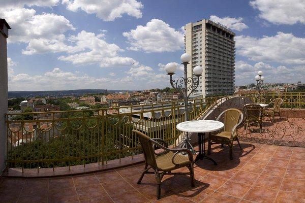 Plazza Palace Hotel - фото 20
