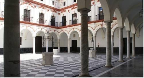 Hotel Boutique Convento Cadiz - фото 20