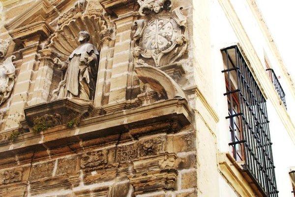 Hotel Boutique Convento Cadiz - фото 23