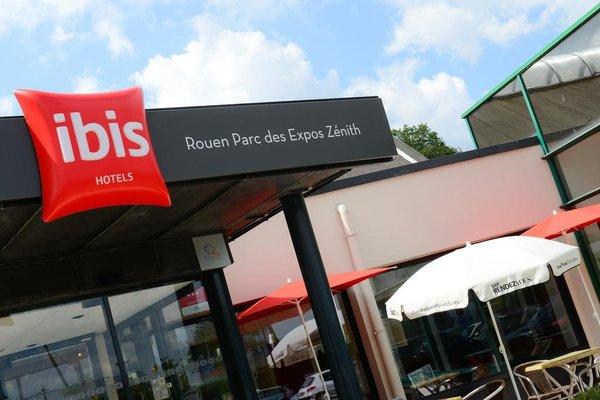 ibis Rouen Parc Expos Zenith - фото 20