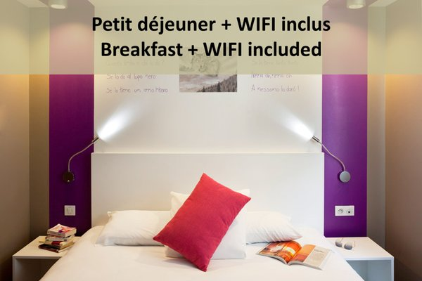ibis Styles Rennes St. Gregoire - фото 21