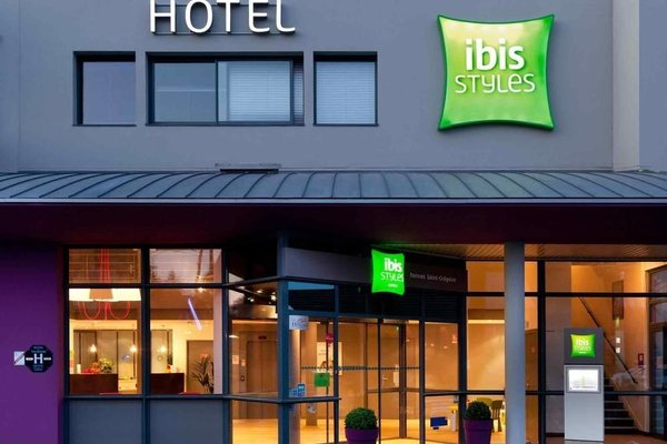 ibis Styles Rennes St. Gregoire - фото 23