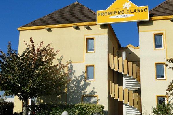 Premiere Classe Nantes Ouest - фото 22