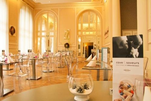 Hotel Mercure Saint-Nectaire Spa & Bien-etre - фото 19