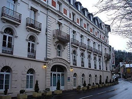 Hotel Mercure Saint-Nectaire Spa & Bien-etre - фото 22