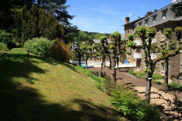 Hotel Mercure Saint-Nectaire Spa & Bien-etre - фото 23