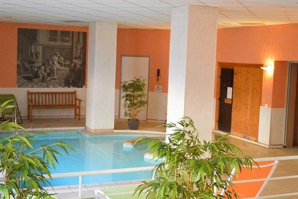 Hotel Mercure Saint-Nectaire Spa & Bien-etre - фото 6