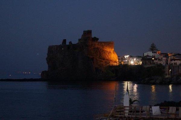 B&B Blu e il Castello - фото 23