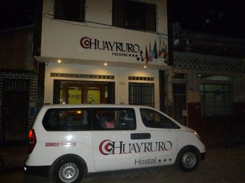 Hostal Huayruro - фото 22