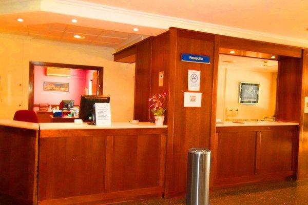 Hotel Escuela Madrid - фото 16
