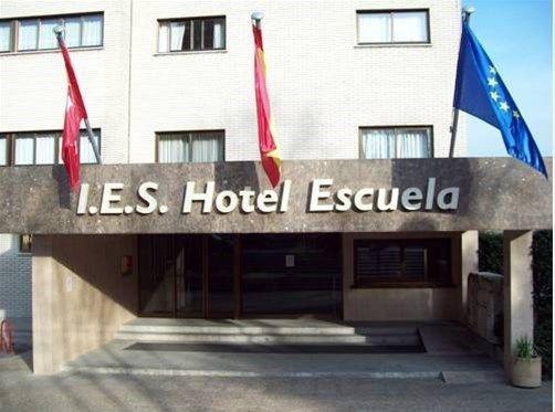 Hotel Escuela Madrid - фото 20