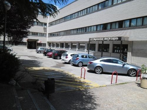 Hotel Escuela Madrid - фото 23