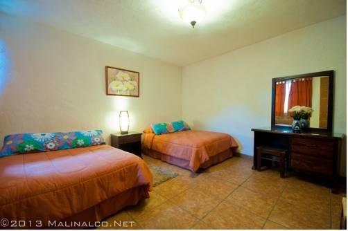Hotel Quinta Real Las Palmas Malinalco - фото 1