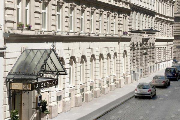 Best Western Premier Kaiserhof Wien - фото 15