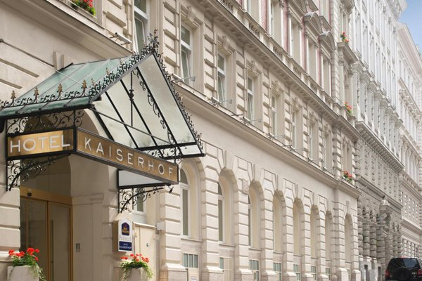 Best Western Premier Kaiserhof Wien - фото 23