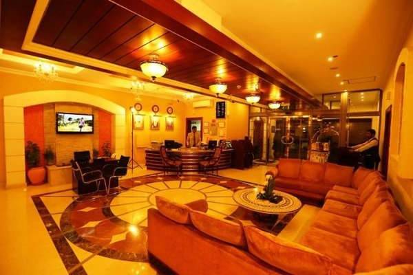 Dunes Hotel Apartment, Al Muhaisnah - фото 11