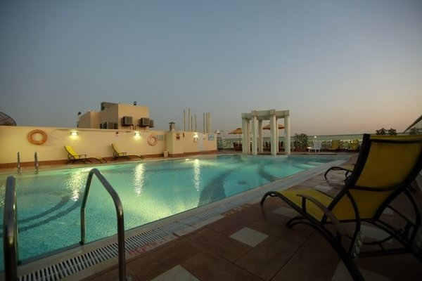 Dunes Hotel Apartment, Al Muhaisnah - фото 19
