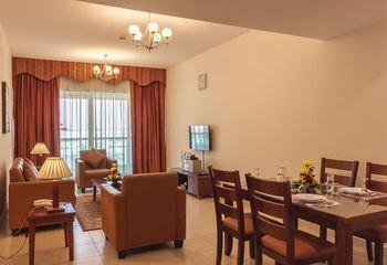 Dunes Hotel Apartment, Al Muhaisnah - фото 7