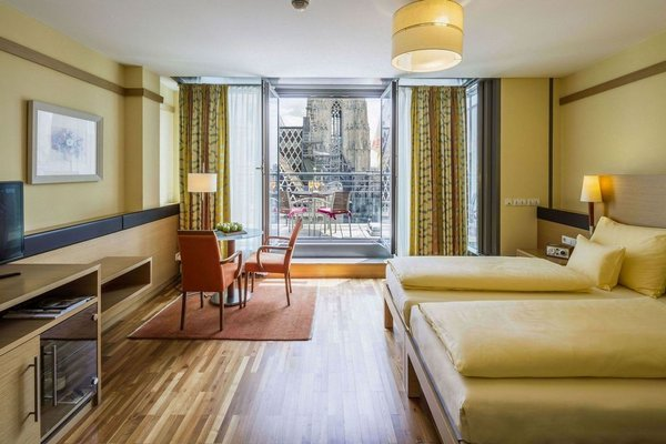 Hotel Am Stephansplatz - фото 19
