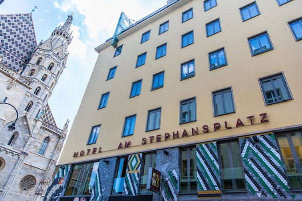 Hotel Am Stephansplatz - фото 22