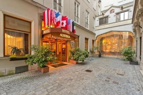 Hotel Austria - Wien - фото 23