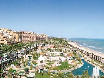 Apartamentos Turisticos Marina d´Or 2ª linea