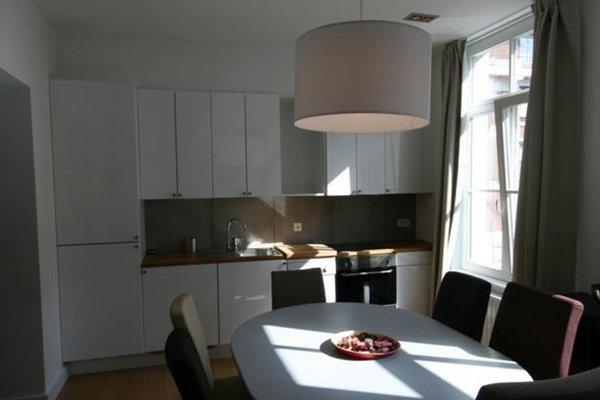Chatelain's Apartments - фото 10