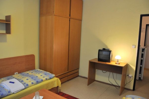 Hotel Komarov - фото 2