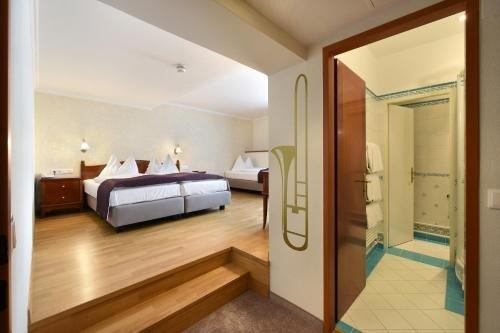 Hotel Am Schubertring - фото 1
