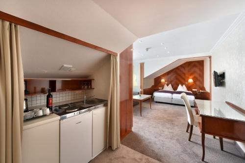 Hotel Am Schubertring - фото 14