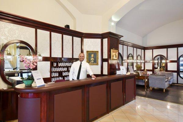 Hotel Am Schubertring - фото 19