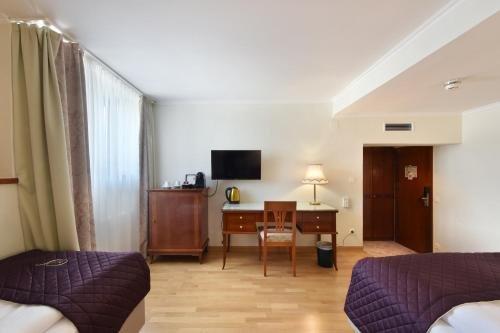 Hotel Am Schubertring - фото 8