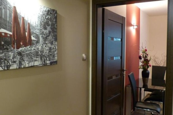 Maple Leaf Apartment - фото 24