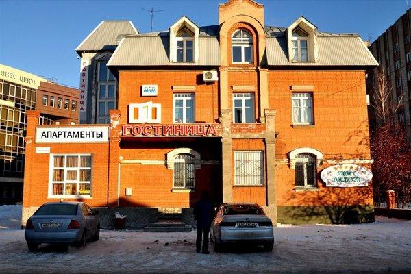 Хостел Барнаул - фото 21