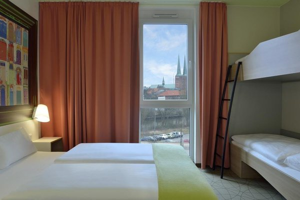 B&B Hotel Lubeck - фото 4