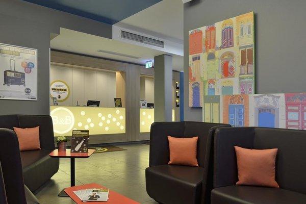 B&B Hotel Lubeck - фото 7