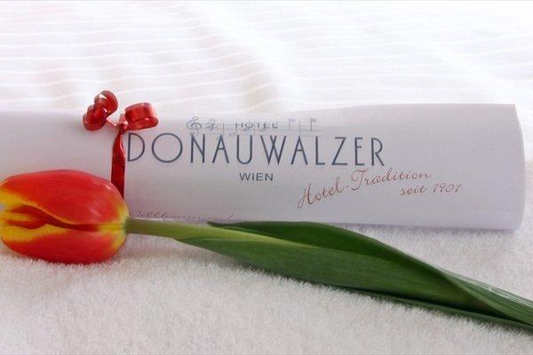 Boutique Hotel Donauwalzer - фото 21