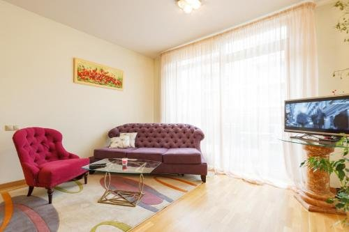 Apartment in Riga near the park - фото 6