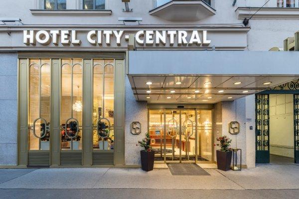 Hotel City Central - фото 18