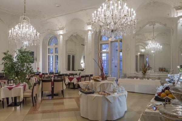 Austria Trend Hotel Schloss Wilhelminenberg Wien - фото 13