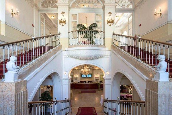 Austria Trend Hotel Schloss Wilhelminenberg Wien - фото 14