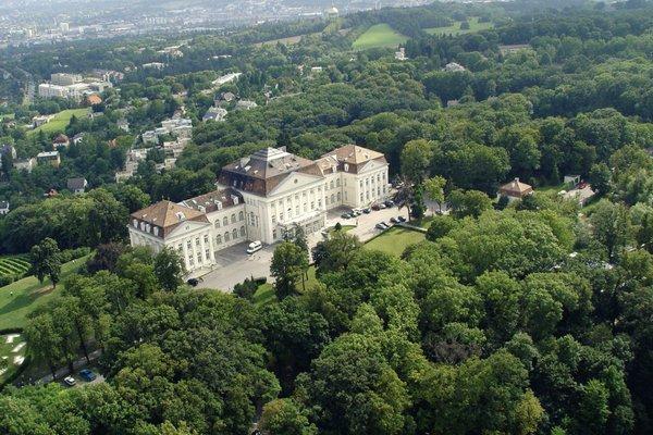 Austria Trend Hotel Schloss Wilhelminenberg Wien - фото 21
