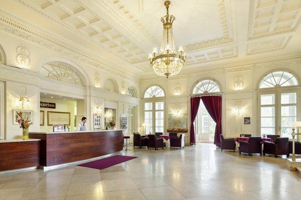 Austria Trend Hotel Schloss Wilhelminenberg Wien - фото 5