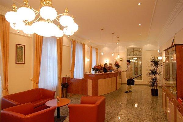 Drei Kronen Hotel Wien City - фото 18