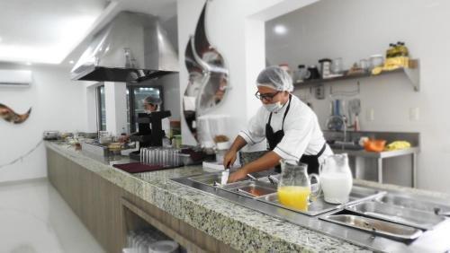 Hotel Fray Junipero Serra - фото 11