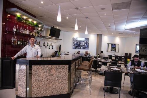 Hotel Fray Junipero Serra - фото 16