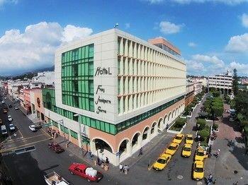 Hotel Fray Junipero Serra - фото 21