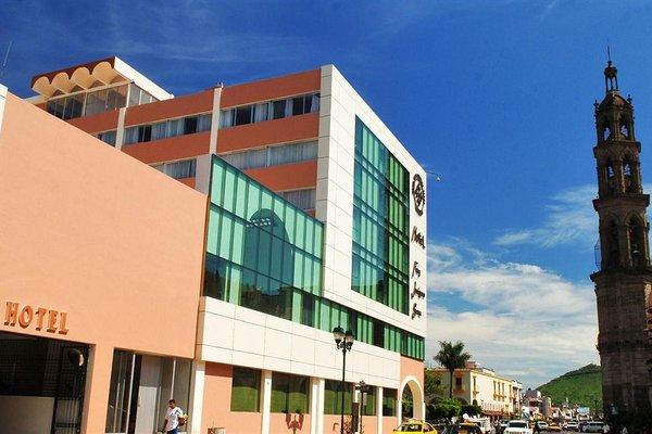 Hotel Fray Junipero Serra - фото 23