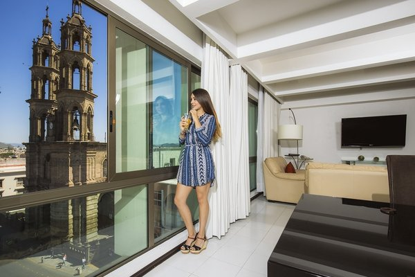 Hotel Fray Junipero Serra - фото 4